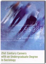 21st Century Careers with an Undergraduate Degree in Sociology book cover